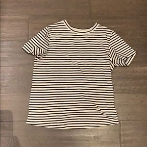 BDG striped t shirt